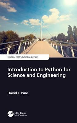 Book cover Introduction to Python for Science and Engineering