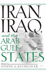 غلاف الكتاب Iran, Iraq, and the Arab Gulf States