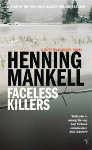 Portada del libro Faceless Killers