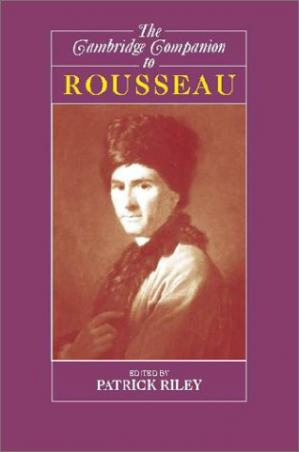 Sampul buku The Cambridge Companion to Rousseau