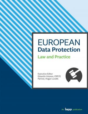 Book cover European Data Protection Law, Law and Practice