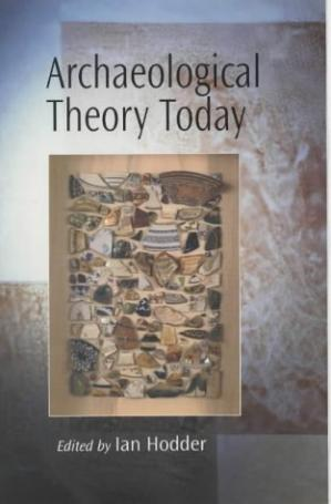 Couverture du livre Archaeological Theory Today