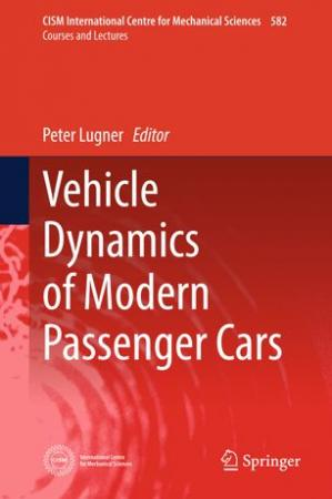 Book cover Vehicle Dynamics of Modern Passenger Cars