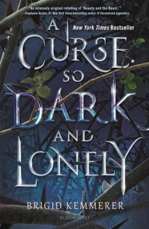 Обложка книги A Curse So Dark and Lonely