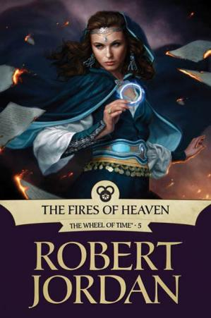 Book cover The Fires of Heaven