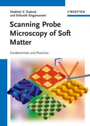 Couverture du livre Scanning Probe Microscopy of Soft Matter: Fundamentals and Practices