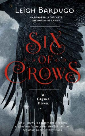 Book cover Six of Crows