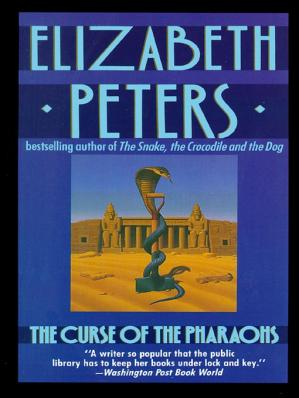 Book cover The Curse of the Pharaohs