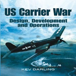Book cover US Carrier War: Design, Development and Operations