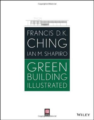 Book cover Green Building Illustrated