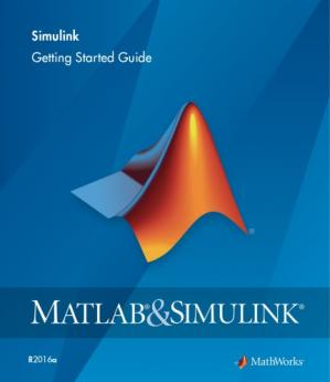 Book cover Matlab Simulink documentation