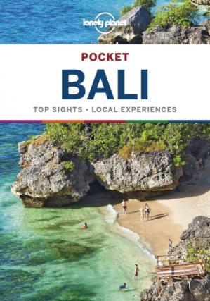 Book cover Pocket Bali: top sights, local experiences