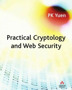 Book cover Practical cryptology and Web security