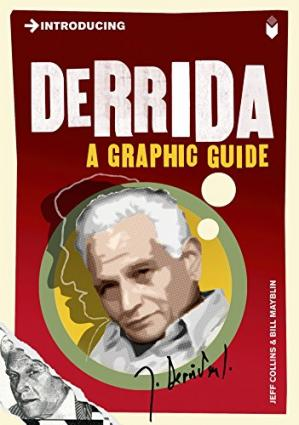 Εξώφυλλο βιβλίου Introducing Derrida: A Graphic Guide
