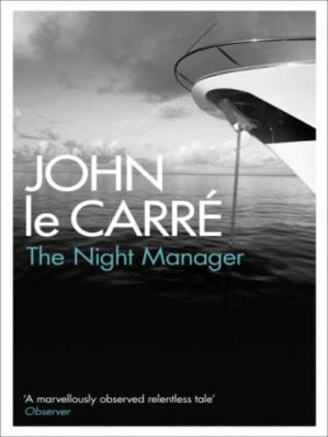 Book cover The Night Manager