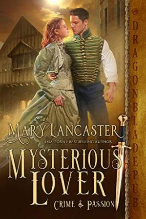 Book cover Mysterious Lover