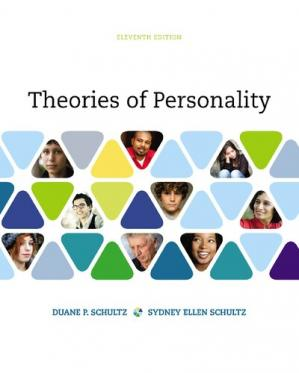 Book cover Theories of Personality