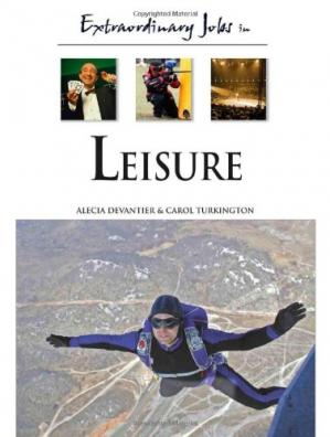 Book cover Extraordinary Jobs in Leisure