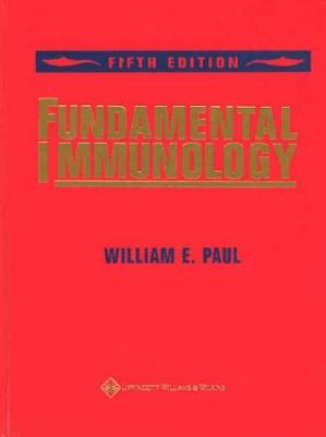 غلاف الكتاب Fundamental Immunology