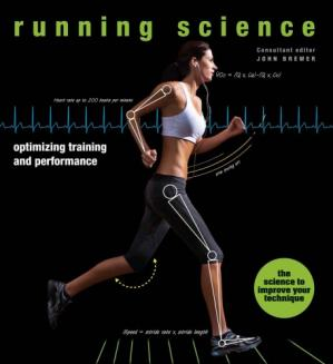 书籍封面 Running Science Optimizing Training And Performance