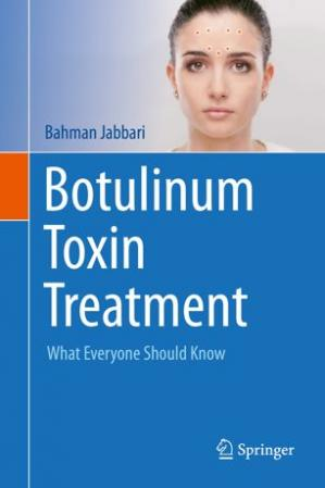 Sampul buku Botulinum Toxin Treatment: What Everyone Should Know