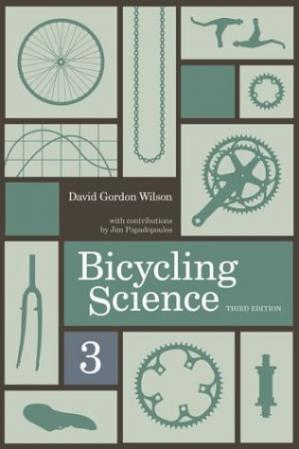 Book cover Bicycling Science