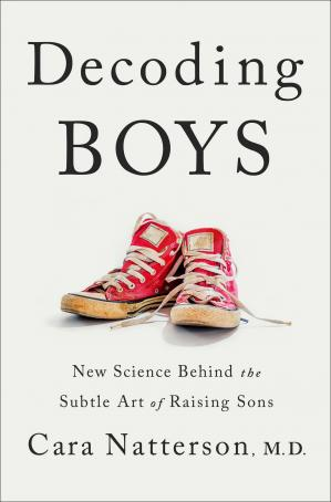 Book cover Decoding Boys: New Science Behind the Subtle Art of Raising Sons