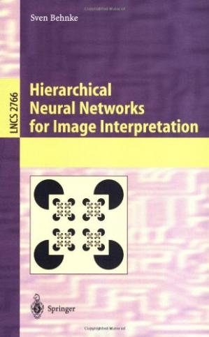 Book cover Hierarchical Neural Networks for Image Interpretation