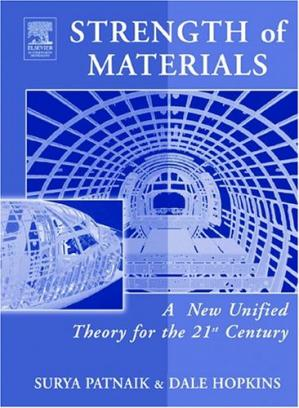 书籍封面 Strength of Materials: A Unified Theory