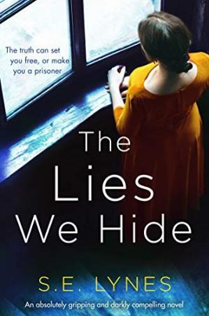 Book cover The Lies We Hide