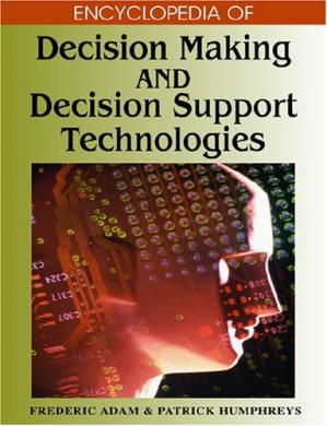 Portada del libro Encyclopedia of decision making and decision support technologies