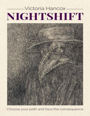 Book cover Nightshift: Choose your path and face the consequence