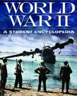 Sampul buku WWII - A Student Encyclopedia