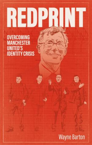 Book cover Redprint: Overcoming Manchester United's Identity Crisis