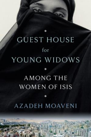Book cover Guest House for Young Widows: Among the Women of ISIS