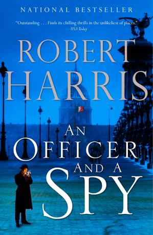 Book cover An Officer and a Spy