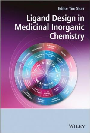 Book cover Ligand Design in Medicinal Inorganic Chemistry