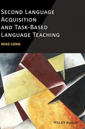 Book cover Second Language Acquisition and Task-Based Language Teaching