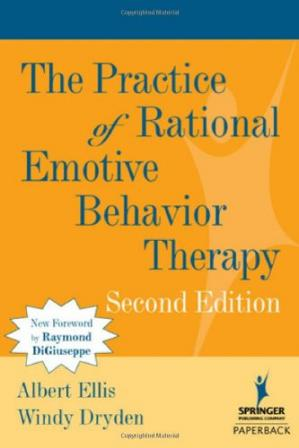 Buchdeckel The Practice of Rational Emotive Behavior Therapy, 2nd Edition