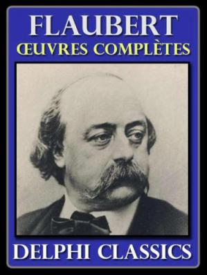 Book cover Oeuvres completes de Gustave Flaubert