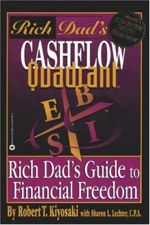 Обложка книги Cashflow Quadrant: Rich Dad's Guide to Financial Freedom