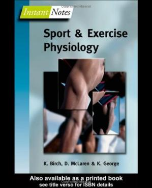 Okładka książki Lincoln Sports and Exercise Science Degree Pack: BIOS Instant Notes in Sport and Exercise Physiology