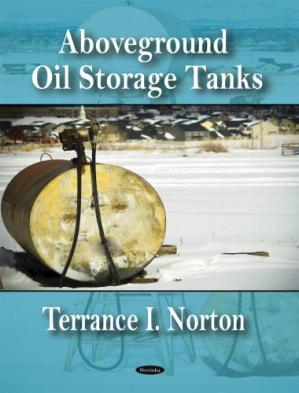 Book cover Aboveground Oil Storage Tanks