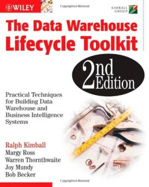 Couverture du livre The data warehouse lifecycle toolkit