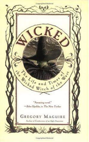 Copertina Wicked: The Life and Times of the Wicked Witch of the West