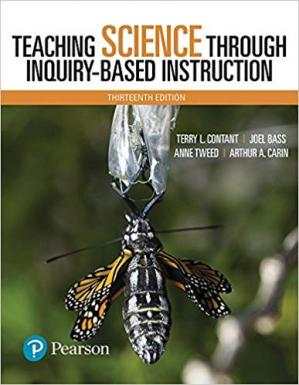 Book cover Teaching Science Through Inquiry-Based Instruction