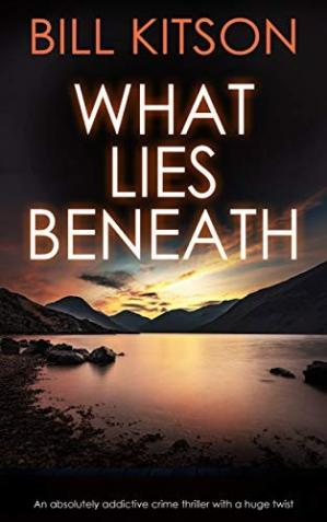 Book cover What Lies Beneath