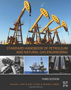 Book cover Standard Handbook of Petroleum and Natural Gas Engineering, Third Edition