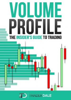 Book cover VOLUME PROFILE: The insider's guide to trading