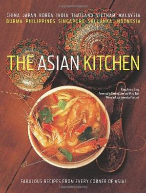 Copertina The Asian Kitchen